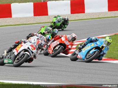 El Campeonato del Mundo de MotoGP se cita ahora en Donington Park