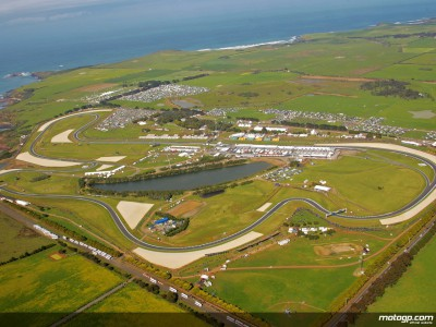 Fans advised to book Phillip Island tickets early
