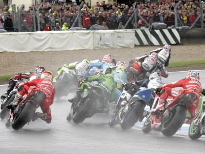 The 2007 Donington Park showdown