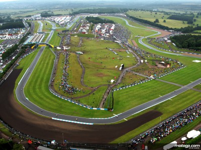 Day of Champions opens Donington weekend