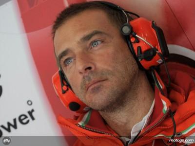 Ducati no contempla el retorno de Gibernau a la competición