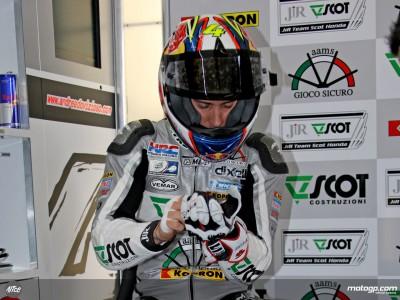Dovizioso determined to improve on Saturday