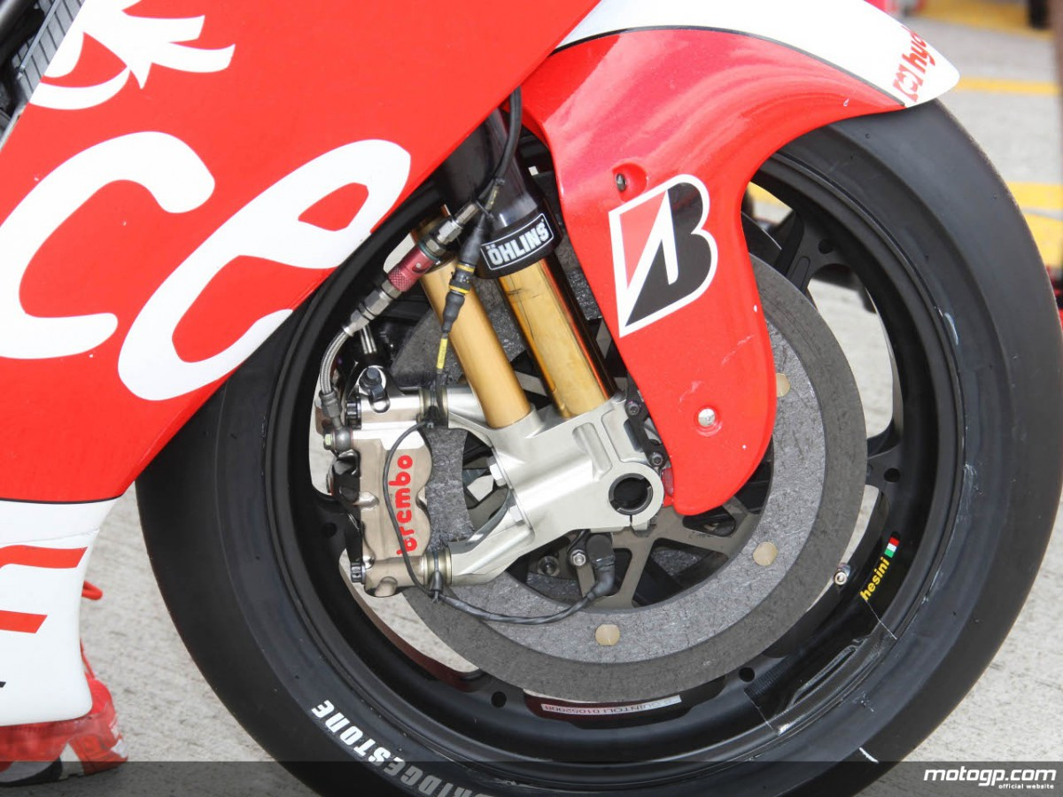 Alice Team Provide Insider S Guide To Motogp Braking Motogp