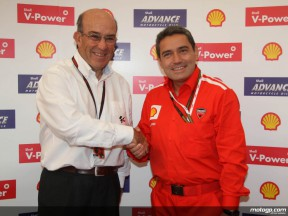 Shell confirms long-term agreement with Dorna