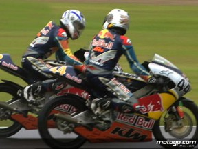 Stupisce Oliveira nella Red Bull MotoGP Rookies Cup