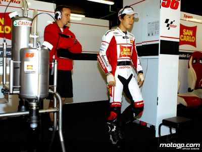 サンカルロ・ホンダ・グレシーニ:中野真矢、レース前半の内容に手応え