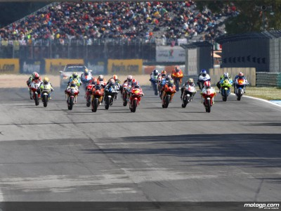 Kallio holds advantage as 250cc class hits Assen