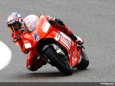 Stoner continues as the man to beat in Assen MotoGP practice