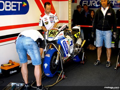 De Puniet shines in Dutch qualifying run