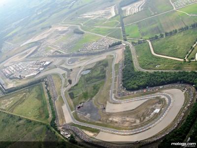 Grim start to race day at A-Style TT Assen