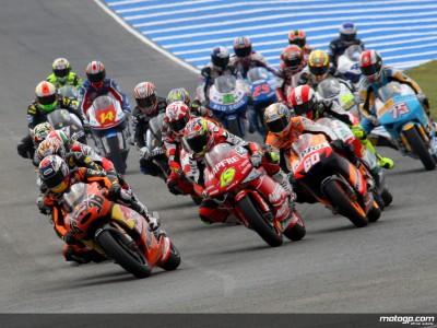 Spotlight falls on Dutch 250cc grid
