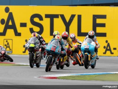 Talmacsi triumphs in restarted Assen race