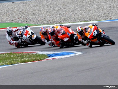 MotoGP riders head to Sachsenring for crucial German race