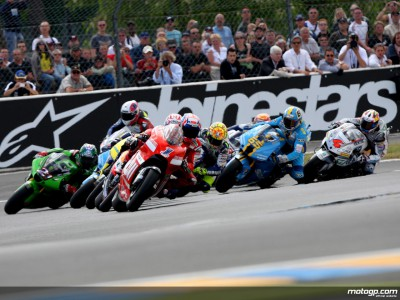 MotoGP to screen on DSF in Germany until 2011