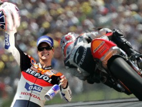 Sachsenring 2007: Victoria incontestable de Dani Pedrosa