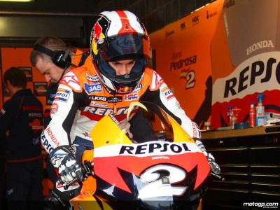 Pedrosa: `2007 Sachsenring win repeat won´t be easy´