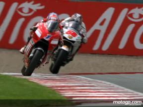 Casey Stoner fährt neuen Rundenrekord am Sachsenring