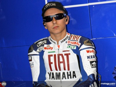 Lorenzo and Rossi play down qualifying impediment