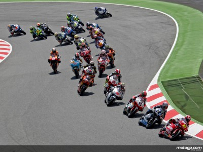 Facts and figures for the 250cc class contest in Germany