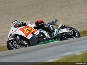 Les jantes en MotoGP selon Jimenez