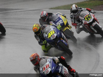 Rossi emphasises importance of front row for Red Bull U.S. Grand Prix