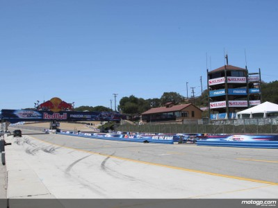 California sunshine welcomes MotoGP stateside