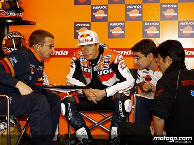 Tough day for Hayden despite second fastest time
