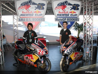 Red Bull Rookies `Clash of the Continents´ announced for Indianapolis
