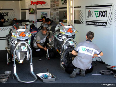 Scot Racing Team to part ways with JiR