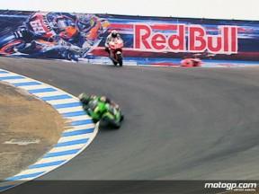 Les secrets du Corkscrew révélés par les pilotes MotoGP