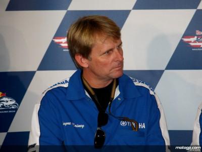Las exigencias de Laguna Seca según una leyenda viva de MotoGP, Wayne Rainey