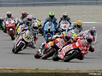 FIM announce provisional 2009 MotoGP calendar