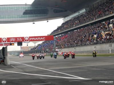 Die Saison bislang: GP-Rückblick China