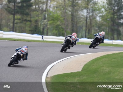 Application process opened for 2009 Red Bull AMA U.S. Rookies Cup