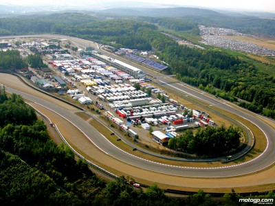 Brno resurfacing means revised approach for Bridgestone