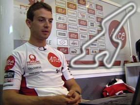Guintoli dá uma volta guiada a Brno