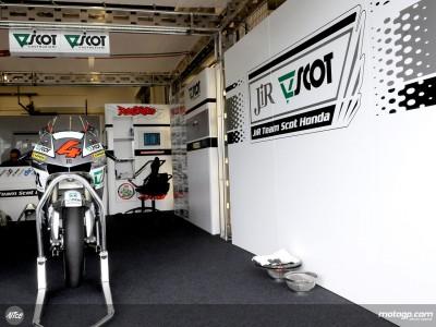 Rain in Brno stops Dovizioso from shining