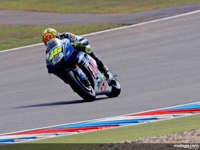 Pressure pays off for Rossi in Brno