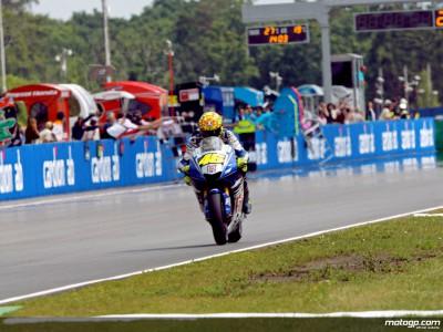 MotoGP top three talk in Brno