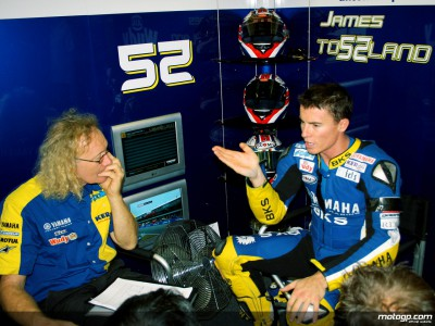 Tech 3 Yamaha hoping for Michelin improvement