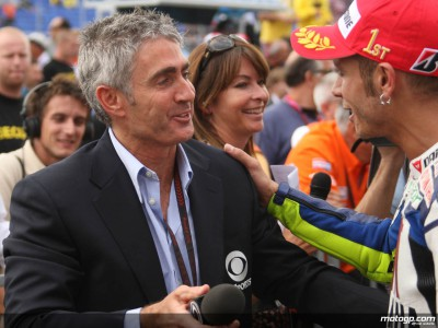 Doohan contributes to CBS broadcast at Brno