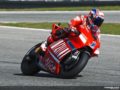Czech test concludes with Stoner on top again