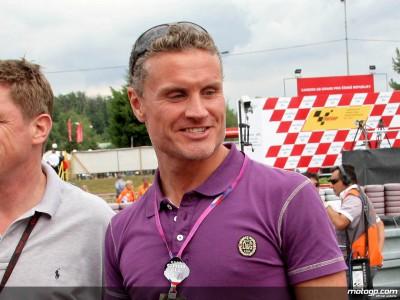 Coulthard explique sa passion pour le MotoGP