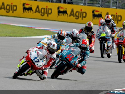 San Marino promises tough battle for 125cc class