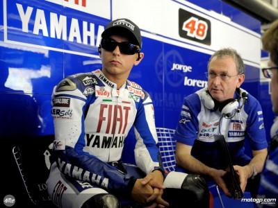 Lorenzo espera ultrapassar `desastre´ de Brno