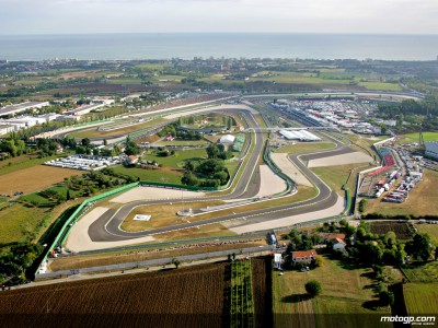 More blue skies for first morning of Misano action
