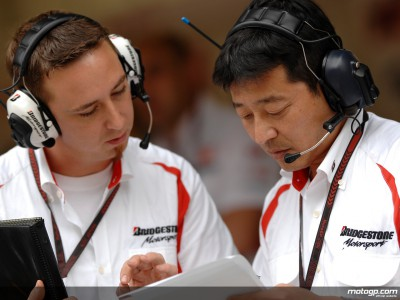 Bridgestone provide perspective on tyre battle