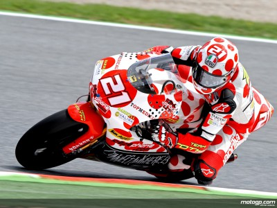 Barbera heads first 250cc Misano practice session