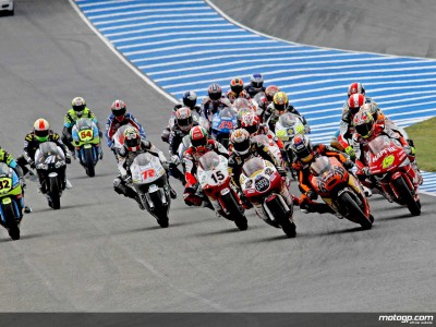 Facts and figures on top 250cc qualifiers