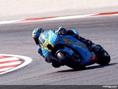 Capirossi hat beim 277. Grand Prix etwas dazugelernt